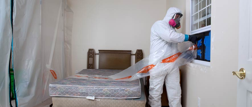 Clearfield, PA biohazard cleaning