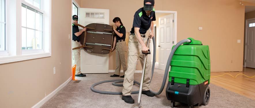 Clearfield, PA residential restoration cleaning